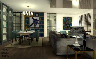 alt= salón, decoración, interiorismo, deco, obra, reforma, decohome